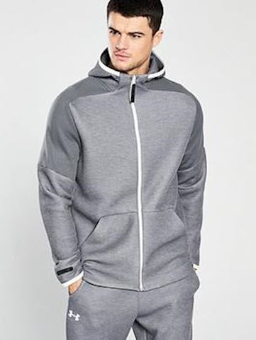 Under Armour Men's UA Unstoppable Move Light Full Zip Hoodie Image