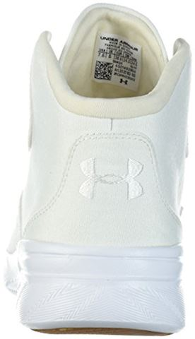 Under Armour Women's UA Charged Pivot Mid Canvas Sportstyle Shoes Image 2