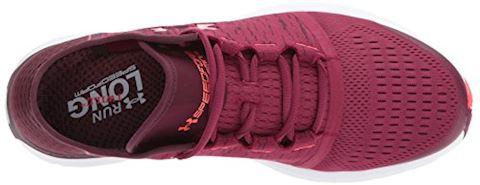 Under Armour Women's UA SpeedForm Gemini 3 Graphic Running Shoes Image 8