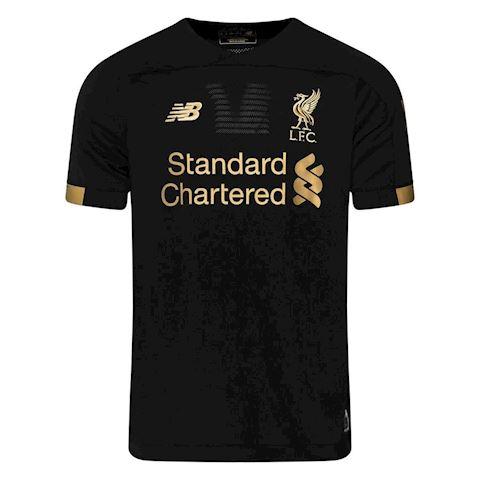huge discount 4f4cb 42c43 New Balance Liverpool Kids SS Goalkeeper Home Shirt 2019/20