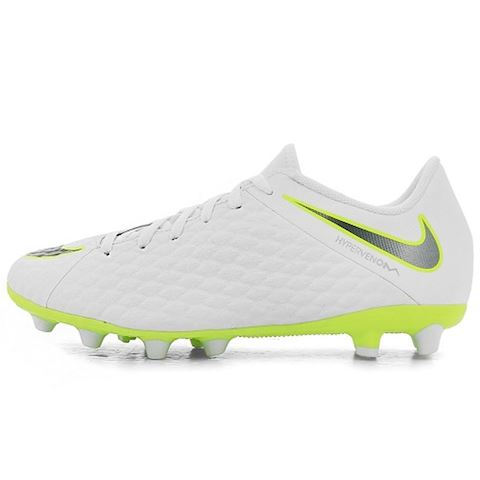 pretty nice 123ea 65aa0 Nike Hypervenom Phantom 3 Academy AG-PRO Just Do It - White/Volt Kids