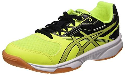 Asics  GEL-UPCOURT GS  boys's Indoor Sports Trainers (Shoes) in Yellow Image