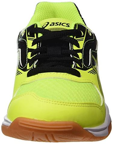 Asics  GEL-UPCOURT GS  boys's Indoor Sports Trainers (Shoes) in Yellow Image 4