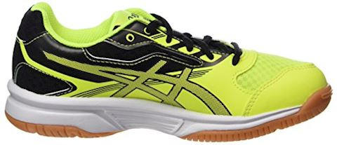 Asics  GEL-UPCOURT GS  boys's Indoor Sports Trainers (Shoes) in Yellow Image 6