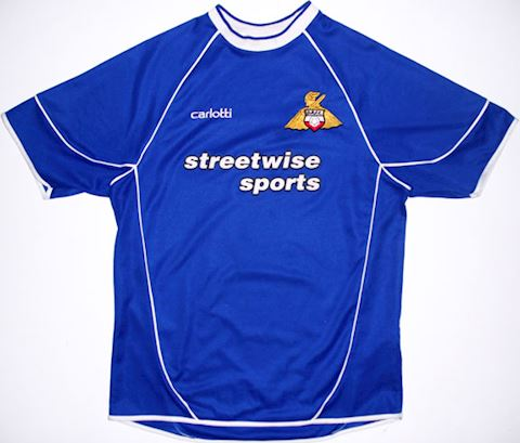 Doncaster Rovers Mens SS Away Shirt 2003/04 Image
