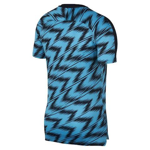 Nike Turkey Dri-FIT Squad Men's Football Top - Blue Image 2