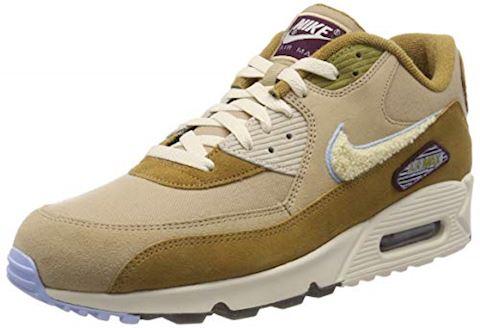Nike Air Max 90 Premium SE Men's Shoe - Brown Image 6