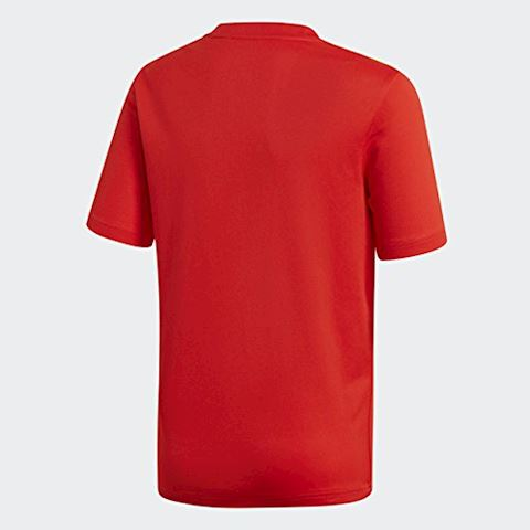 adidas Spain Kids SS Home Shirt 2018 Image 2
