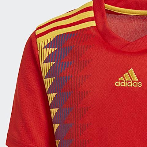 adidas Spain Kids SS Home Shirt 2018 Image 3