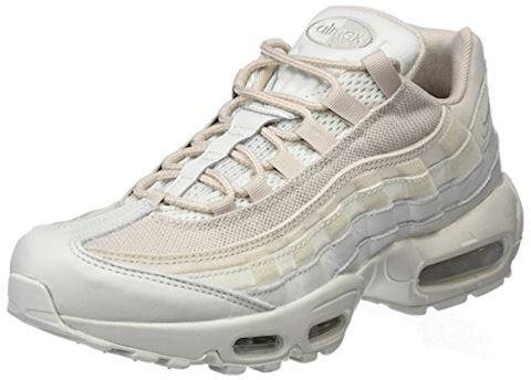 Nike Air Max 95 Premium Men's Shoe - Cream Image