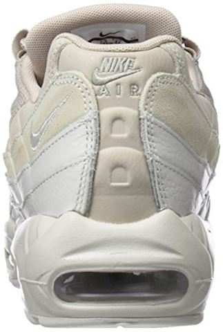 Nike Air Max 95 Premium Men's Shoe - Cream Image 2