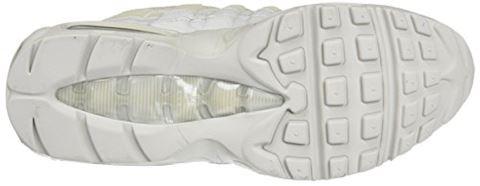 Nike Air Max 95 Premium Men's Shoe - Cream Image 3
