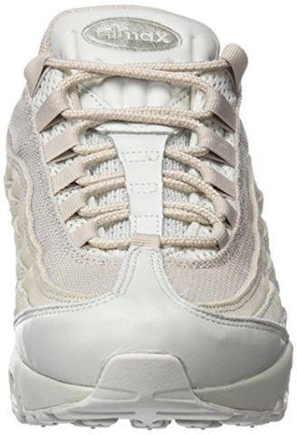 Nike Air Max 95 Premium Men's Shoe - Cream Image 4