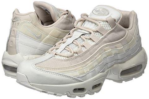 Nike Air Max 95 Premium Men's Shoe - Cream Image 5