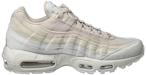 Nike Air Max 95 Premium Men's Shoe - Cream Image 6