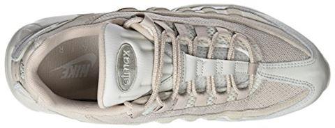 Nike Air Max 95 Premium Men's Shoe - Cream Image 7
