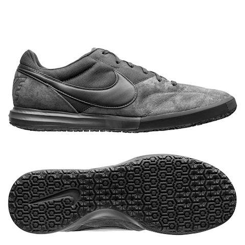 Nike Tiempo Premier II Sala Indoor/Court Football Shoe - Grey Image