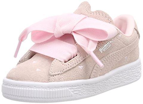online retailer b3863 89b71 Puma Suede Heart Valentine Baby Training Shoes
