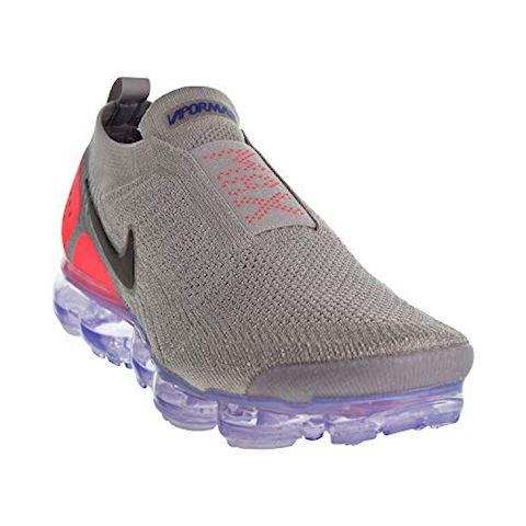 Nike Air VaporMax Flyknit Moc 2 Unisex Running Shoe - Grey Image 2