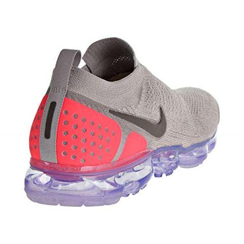 Nike Air VaporMax Flyknit Moc 2 Unisex Running Shoe - Grey Image 3