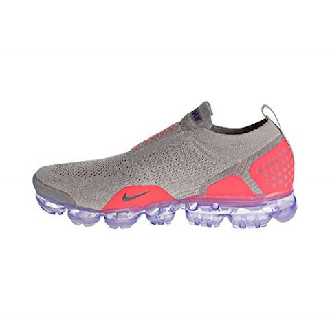 Nike Air VaporMax Flyknit Moc 2 Unisex Running Shoe - Grey Image 4