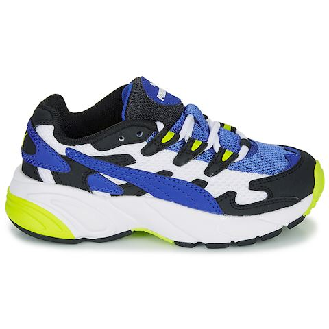 9e1deb3f0e Puma CELL ALIEN OG PS girls's Shoes (Trainers) in Blue