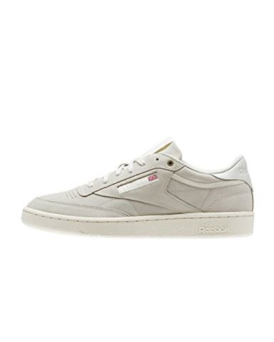 Reebok Classic  CLUB C 85 MCC  men's Shoes (Trainers) in Grey Image 3