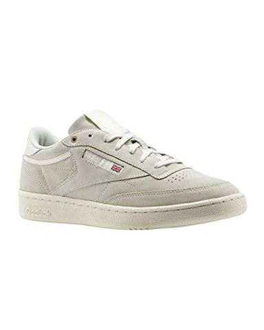 Reebok Classic  CLUB C 85 MCC  men's Shoes (Trainers) in Grey Image 4
