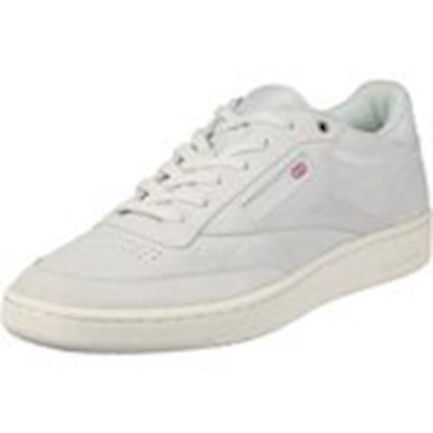 Reebok Classic  CLUB C 85 MCC  men's Shoes (Trainers) in Grey Image 8