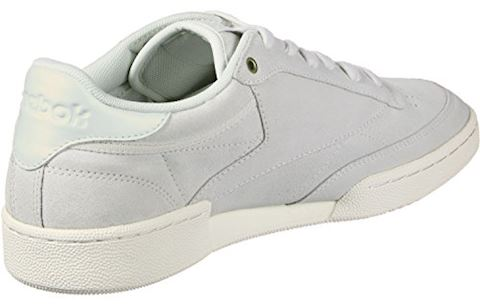 Reebok Classic  CLUB C 85 MCC  men's Shoes (Trainers) in Grey Image 9
