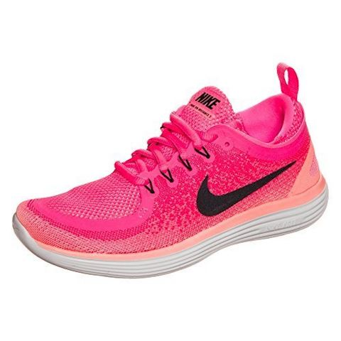 Nike Free RN Distance Womens Trainers Pink Image