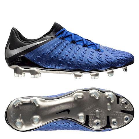separation shoes 881c1 7624c Nike Hypervenom III Elite Firm-Ground Football Boot - Blue