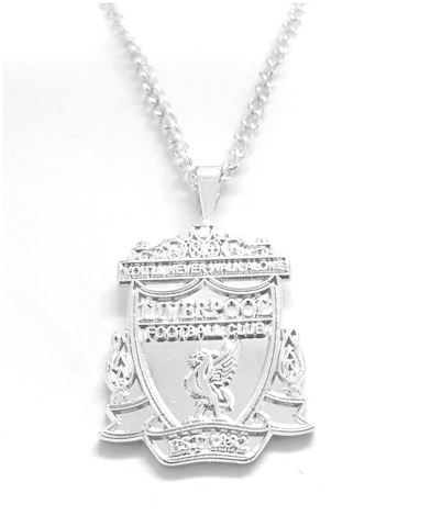 Liverpool Silver Plated - Pendant and Chain Image
