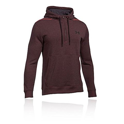 Under Armour Men's UA Threadborne Fleece ½ Zip Hoodie Image