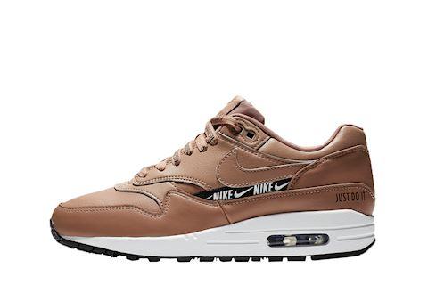 Nike Air Max 1 SE Logo Women's Shoe - Brown Image