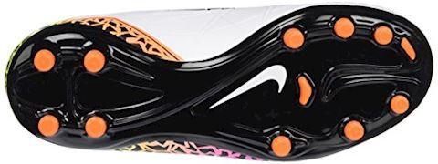 Nike Jr. Hypervenom Phelon II Younger/Older Kids' Firm-Ground Football Boot (9.5-5.5) Image 3