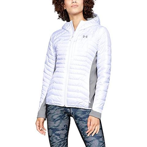 f7e23721 Under Armour Women's ColdGear Reactor Hybrid Jacket