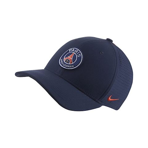 Nike Paris Saint-Germain AeroBill Classic99 Adjustable Hat - Blue Image