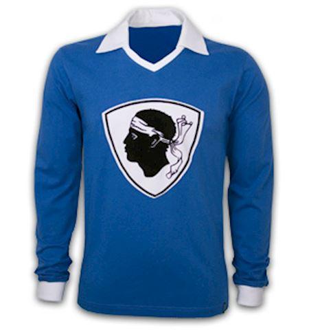 Bastia Mens LS Home Shirt 1977/78 Image