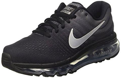Nike Air Max 2017 Older Kids'Running Shoe - Black Image