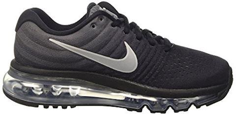 Nike Air Max 2017 Older Kids'Running Shoe - Black Image 6