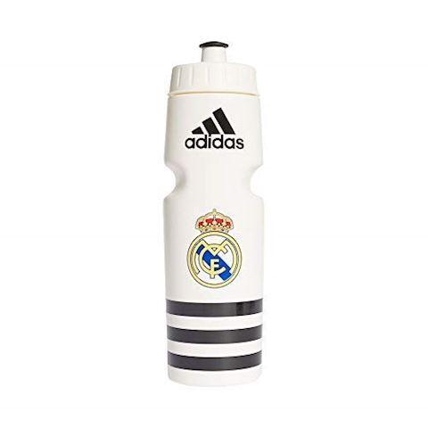 adidas Real Madrid Drinks Bottle - White/Black Image