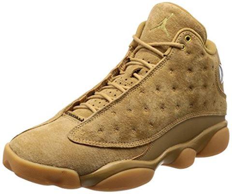 Nike Air Jordan 13 Retro Men's Shoe - Gold Image