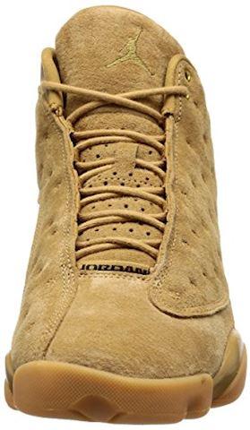 Nike Air Jordan 13 Retro Men's Shoe - Gold Image 4