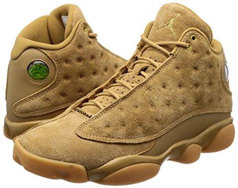 Nike Air Jordan 13 Retro Men's Shoe - Gold Image 5