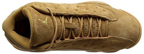 Nike Air Jordan 13 Retro Men's Shoe - Gold Image 7