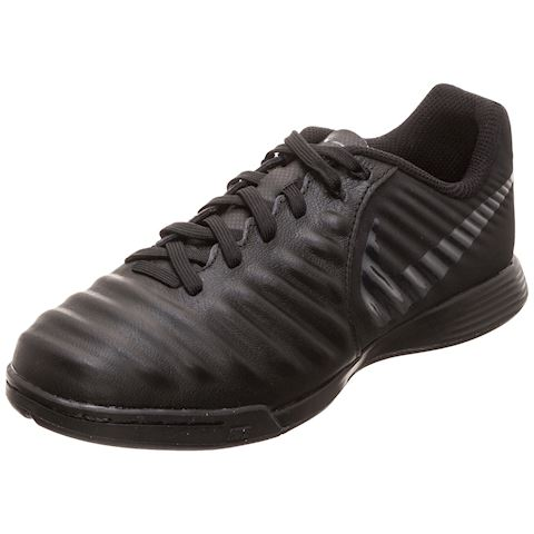 Nike Tiempo Legend 7 Academy IC Stealth Ops - Black Kids Image