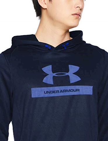 Under Armour Men's UA MK-1 Terry Graphic Hoodie Image 3