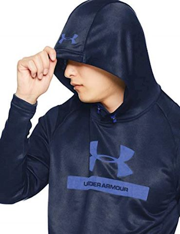 Under Armour Men's UA MK-1 Terry Graphic Hoodie Image 4