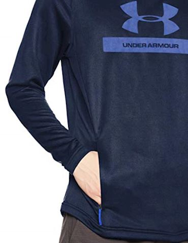 Under Armour Men's UA MK-1 Terry Graphic Hoodie Image 5